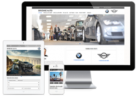 site web automobile